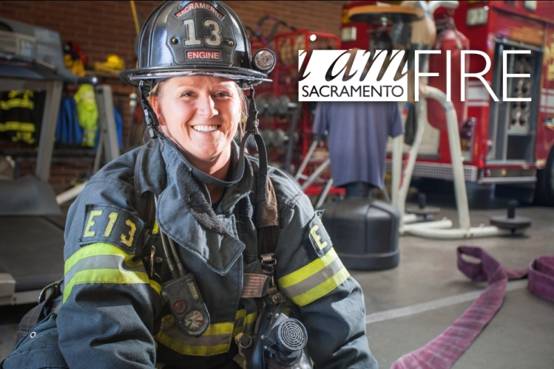Meet Avis Tedford, a seasoned Firefighter/Paramedic with nearly 16 years under her belt.