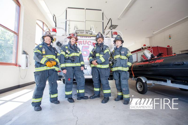 I Am Sacramento Fire Feb 2014