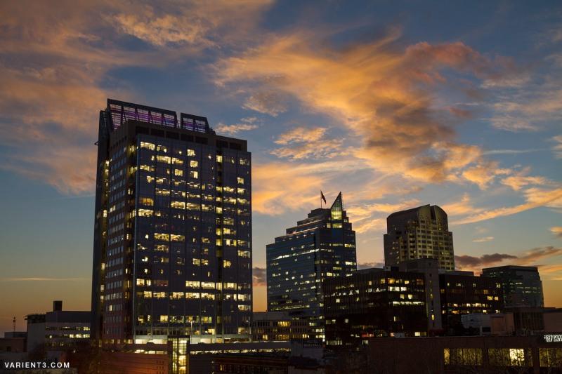 City nightsacpe, Photo courtesy of Justin Majeczky, 2014