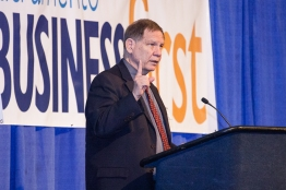 Economic Development Director Jim Rinehart