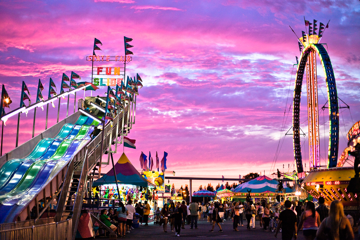 The California State Fair starts today! – City Express