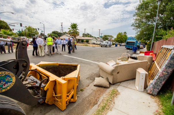 East Sacramento dumping—Here's how to stop it