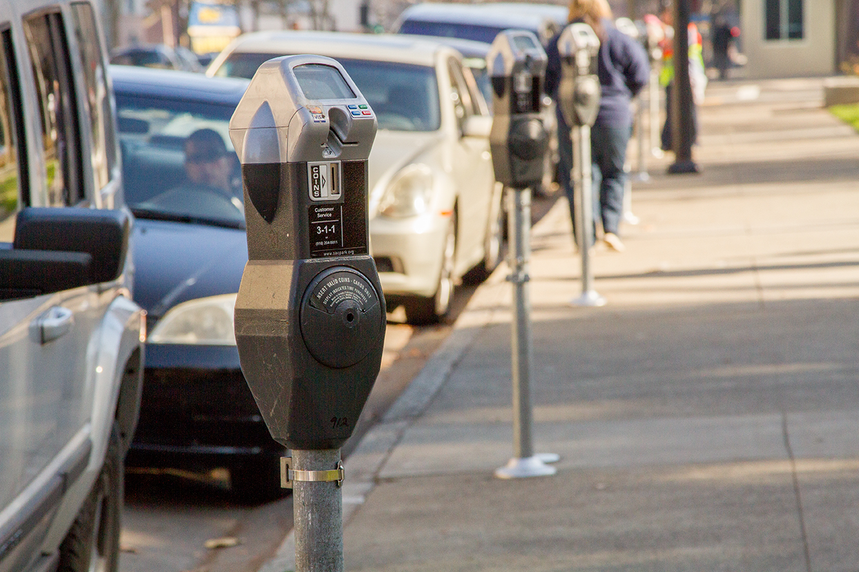 Sac City Parking App