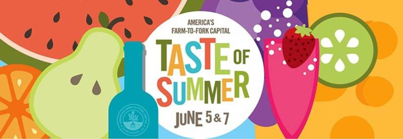 taste of summer - farm to fork