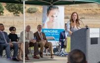Councilmember Ashby speaks upon Kaiser Permanente providing high quality healthcare to Sacramento.