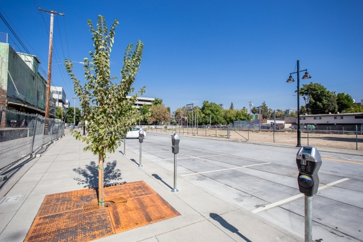 R Street Reconstruction provides opportunities for new