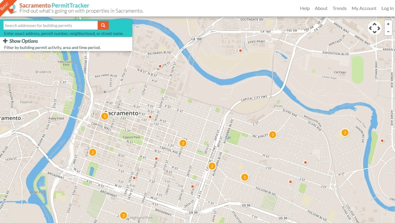 New tool allows public to more easily track building permits