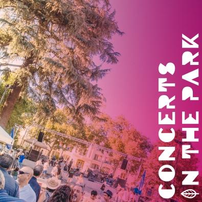 Concerts in the Park, Sacramento, CA