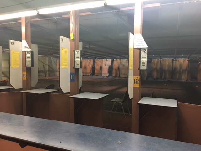 Mangan Park Rifle and Pistol Range