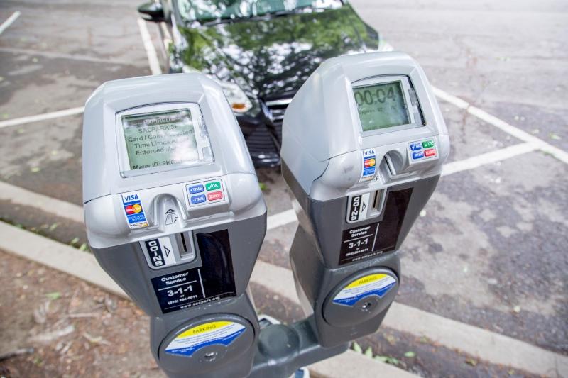 Sacramento Parking