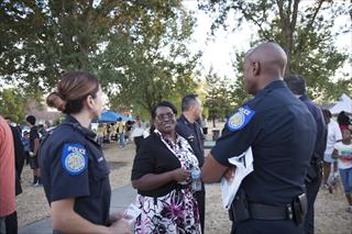 National Night Out, Sacramento