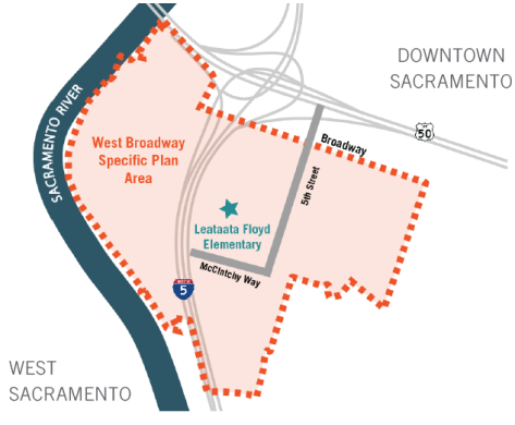 West Broadway_Flier Map