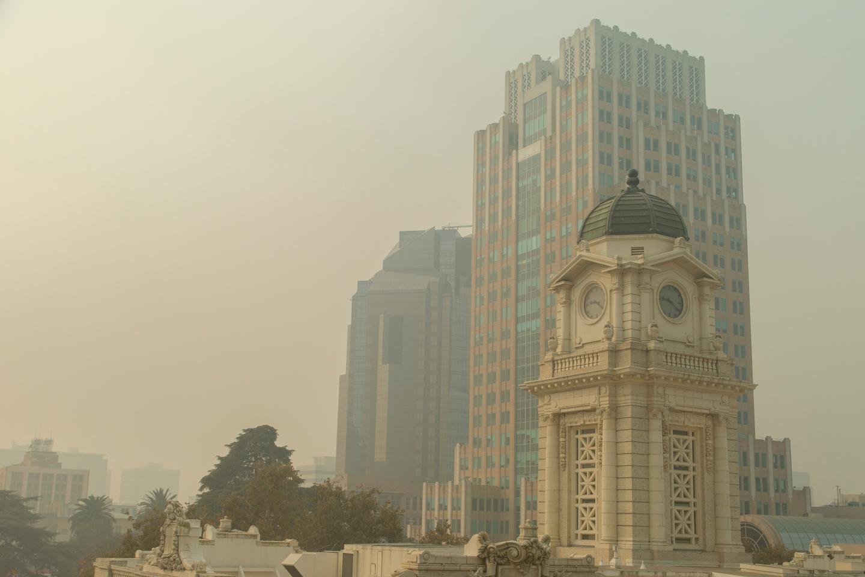 Sacramento Smoke