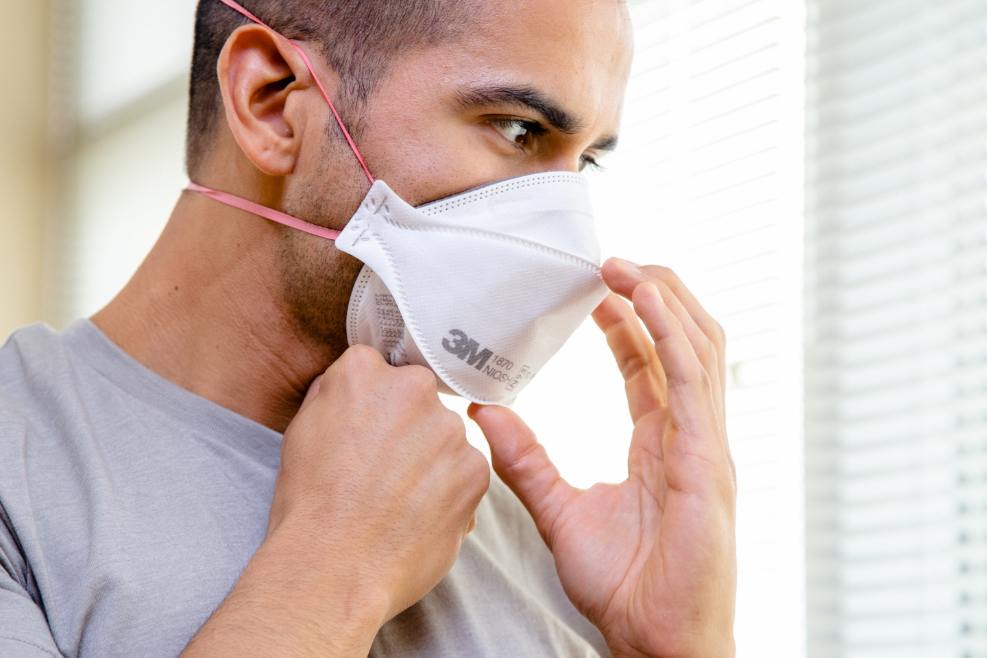 And Supply 'n95' Free Masks Of Receives New City Continues
